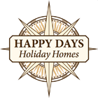 Happy Days Holiday Homes Logo